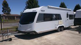 Knaus Eurostar